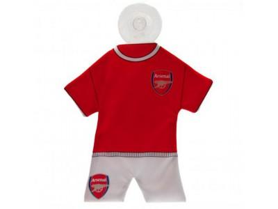 Arsenal minisæt rude - AFC Mini Kit