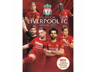 Liverpool kalender - LFC Annual 2020