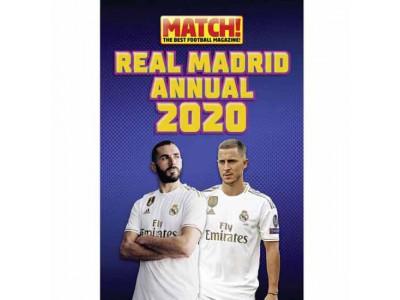 Real Madrid kalender - RMFC Annual 2020