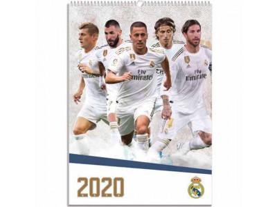 Real Madrid kalender - RMFC Calendar 2020