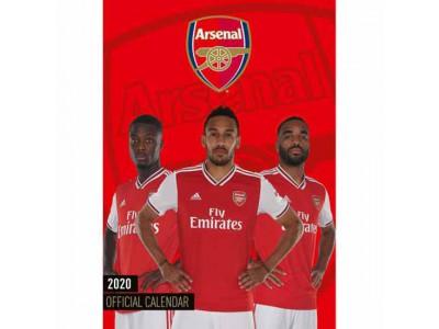 Arsenal kalender - AFC Calendar 2020