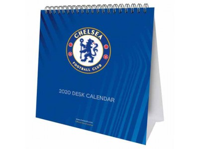 Chelsea kalender - CFC Desktop Calendar 2020