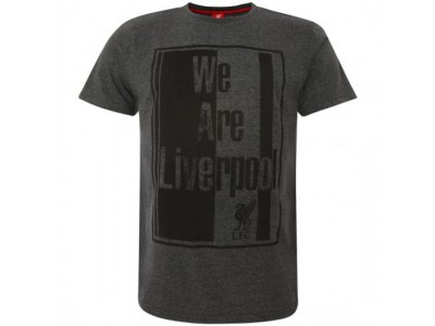 Liverpool t-shirt - LFC We Are Liverpool T Shirt Mens L