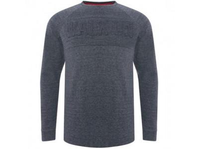 Liverpool sweater - LFC Walk On Crew Mens Navy Marl - L