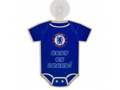 Chelsea skilt - CFC Baby On Board Sign