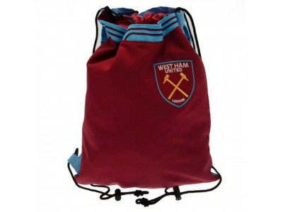 West Ham United rygsæk - WHFC Drawstring Backpack