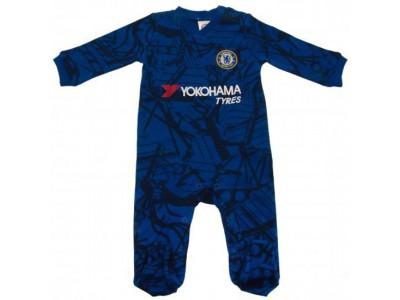 Chelsea sovesæt - CFC Sleepsuit 12/18 Months CM