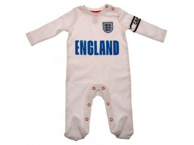 England FA sovesæt - Sleepsuit 12/18 Months