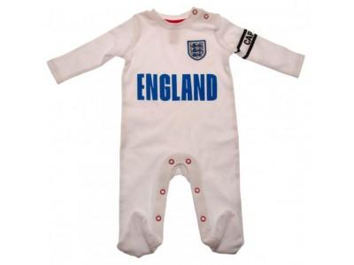 England FA sovedragt - Sleepsuit 0/3 Months