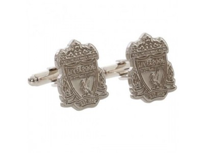 Liverpool manchetknapper - LFC Nickel Plated Cufflinks CR