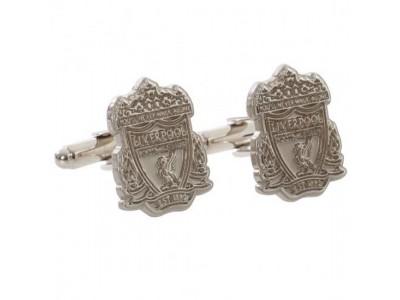 Liverpool manchetknapper - LFC Nickel Plated Cufflinks CR