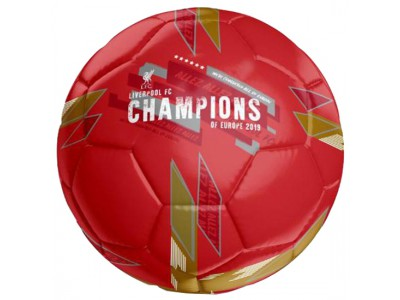 Liverpool fodbold - LFC Champions Of Europe Football