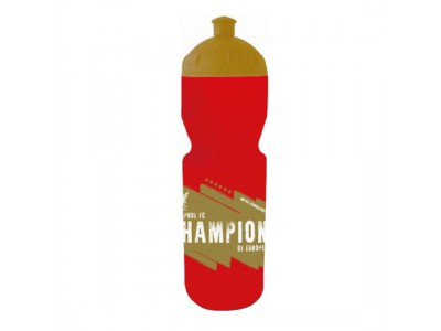 Liverpool drikkedunk - LFC Champions Of Europe Drinks Bottle