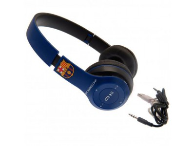 FC Barcelona øretelefoner - Barca Wireless Headphones
