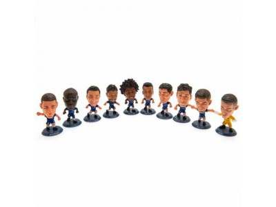 Chelsea 10 pak - CFC SoccerStarz 10 Player Team Pack