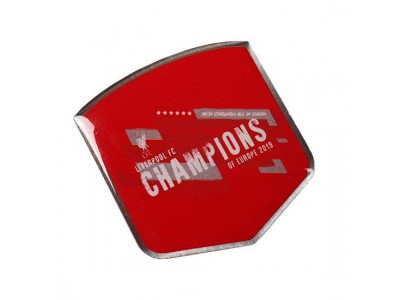 Liverpool badge - LFC Champions Of Europe Badge