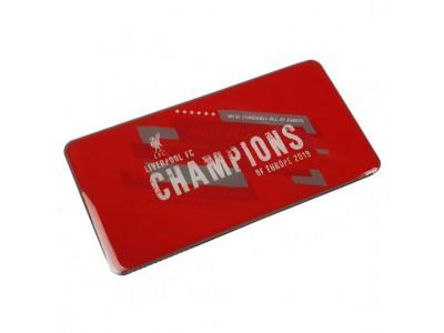 Liverpool køleskabsmagnet - LFC Champions Of Europe Fridge Magnet