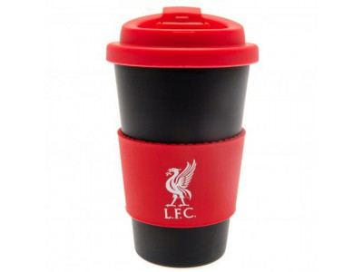 Liverpool krus - LFC Silicone Grip Travel Mug
