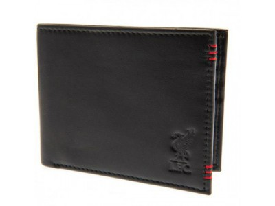 Liverpool pung - LFC Leather Stitched Wallet