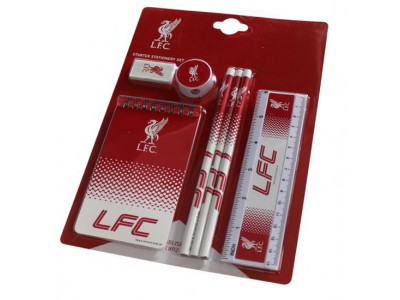 Liverpool skrivesæt - LFC Starter Stationery Set