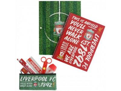 Liverpool skolesæt - LFC Jumbo Stationery Set