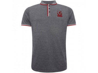 Liverpool polo - LFC Birdseye Polo Shirt Mens XL