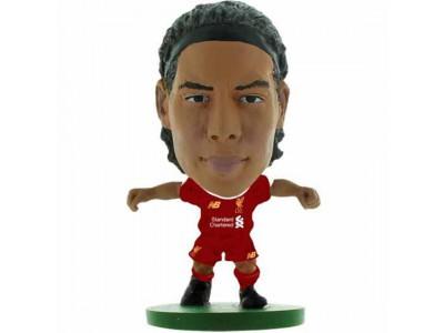 Liverpool figur - LFC SoccerStarz Van Dijk