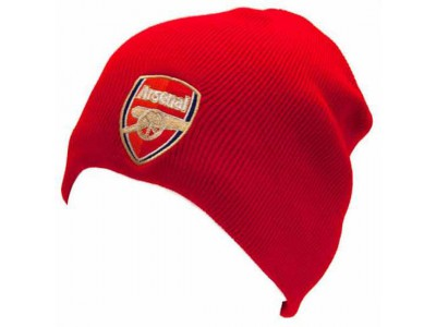 Arsenal strikhue - AFC Knitted Hat RD