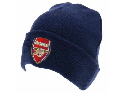 Arsenal strikhue - AFC Knitted Hat TU NV