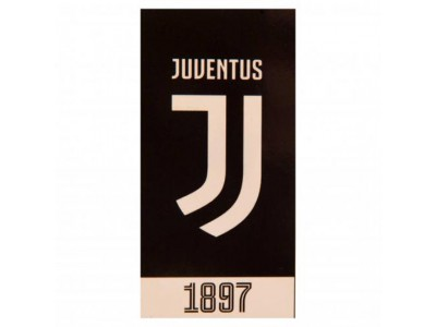 Juventus håndklæde - JFC Towel BW