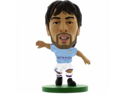 Manchester City figur - MCFC SoccerStarz David Silva