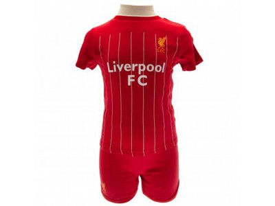 Liverpool små børn sæt - LFC Shirt & Short Set 2/3 Years PS