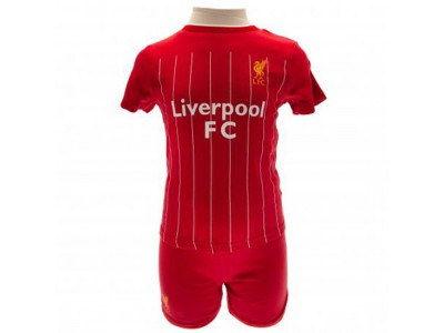Liverpool baby sæt - LFC Shirt & Short Set 18/24 Months PS