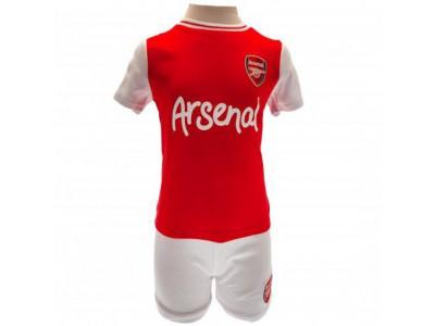 Arsenal sæt baby - AFC Shirt & Short Set 12/18 Months RT