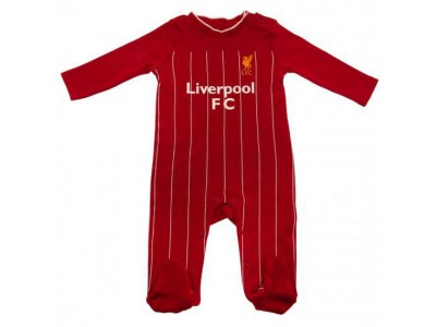 Liverpool sovedragt - LFC Sleepsuit 9/12 Months PS