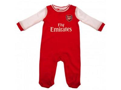 Arsenal sovedragt - AFC Sleepsuit 3/6 Months RT