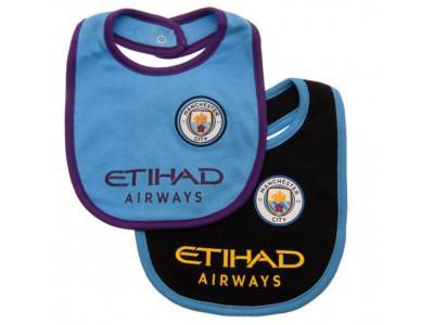 Manchester City hagesmæk - 2 Pack Bibs PL