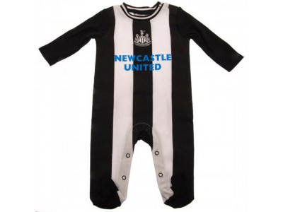 Newcastle United sovedragt - Sleepsuit 6/9 Months RT