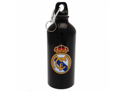 Real Madrid flaske - RMFC Aluminium Drinks Bottle BK