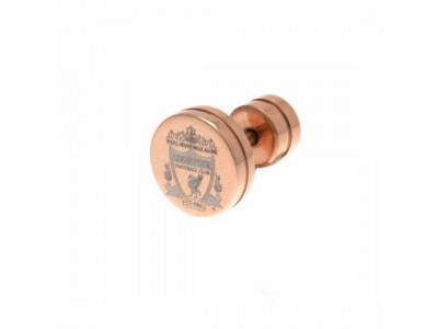 Liverpool ørering - LFC Rose Gold Plated Earring