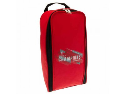 Liverpool støvletaske - LFC Champions of Europe Boot Bag