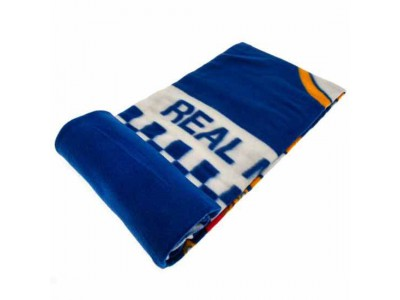 Real Madrid tæppe - RMFC Fleece Blanket CQ
