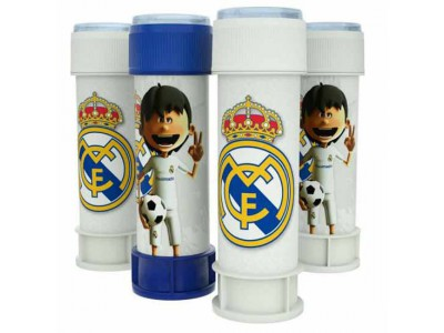 Real Madrid pynt - RMFC Bubbles