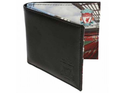 Liverpool læderpung - LFC Stadium Leather Wallet