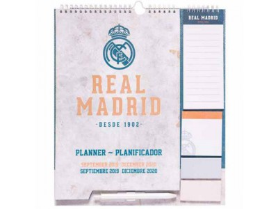 Real Madrid års kalender - RMFC Year Planner 2020