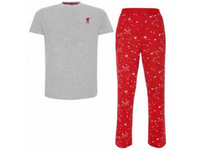 Liverpool pyjamas - LFC Pyjama Set Mens L