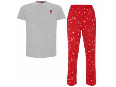 Liverpool pyjamas - LFC Pyjama Set Mens - XL