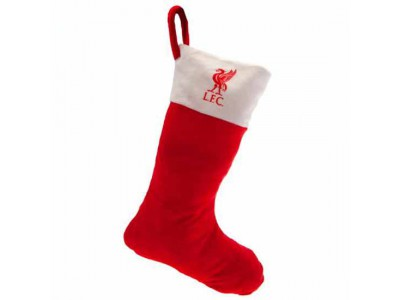 Liverpool julesok - LFC Christmas Stocking