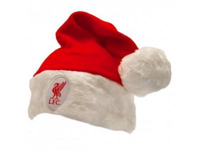 Liverpool julehat - LFC Santa Hat