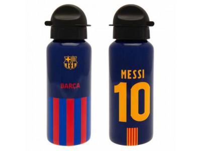 FC Barcelona flaske - Aluminium Drinks Bottle Messi